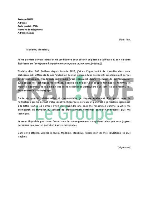 cap cuisine greta lettre de motivation pour un poste de coiffeuse pratique fr