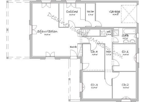 le de bureau architecte plans de maisons individuelles avec étage ou combles