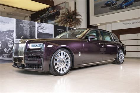 rolls royce phantom rolls royce phantom ewb looks right at home in abu