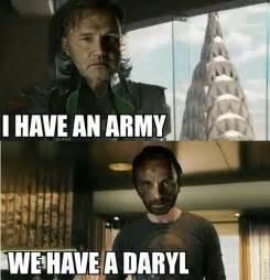 Daryl Dixon Walking Dead Rick