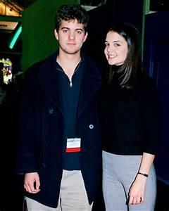 Katie Holmes and Joshua Jackson | The Ex Files | Pinterest