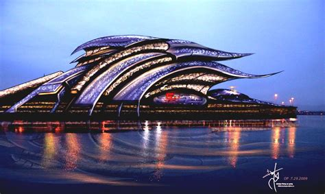 Very Creative Architecture Design For Modern Buildings