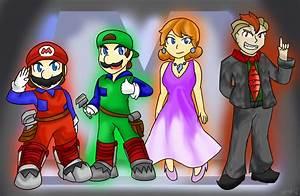 Super Mario Bros.: The Movie by Xero-J on DeviantArt