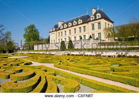 auvers sur oise castle stock photo royalty free image 40029090 alamy