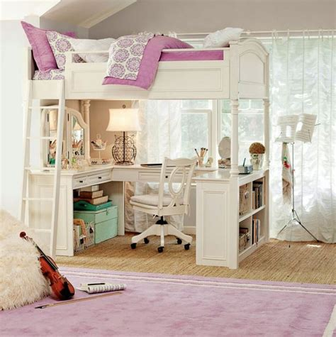 10 Best Loft Bed With Desk Designs by Best 25 Loft Bedrooms Ideas On