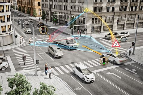 'smart' Intersection Aims To Increase Safety Smart