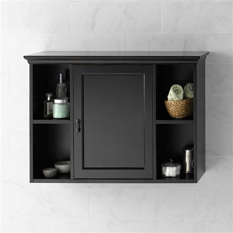 Small Wall Cabinets For Bathroom by 30 Quot Traditional Bathroom Wall Cabinet