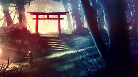 samurai hd wallpaper background image  id