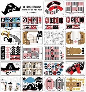 Deco Anniversaire Pirate : 9 brilliant invitation anniversaire pirate imprimer ~ Melissatoandfro.com Idées de Décoration