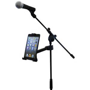 10 In Ceiling Speaker by Universal Tablet Tube Microphone Mic Stand Clamp Holder