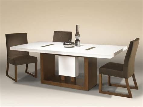 tips  choosing  minimalist dining table  ideas