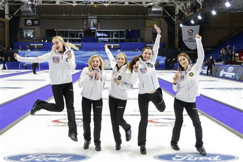2019 Ford World Womens Curling Chionship by Lgt World S Curling Chionship 2019 Russia