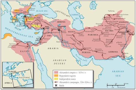 The Great Empire by Topic The Great And Hellenistic Greece This Is