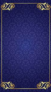 Background Images For Photoshop Wedding Classical Retro Classic Blue Background In 2020 Blue
