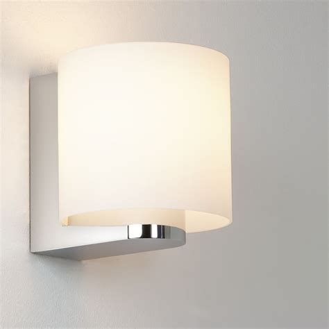 round bathroom wall light astro lighting 0665 siena round ip44 bathroom wall light