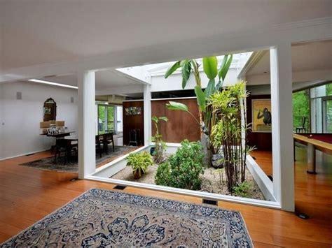 small atrium design small house dream homes atrium house