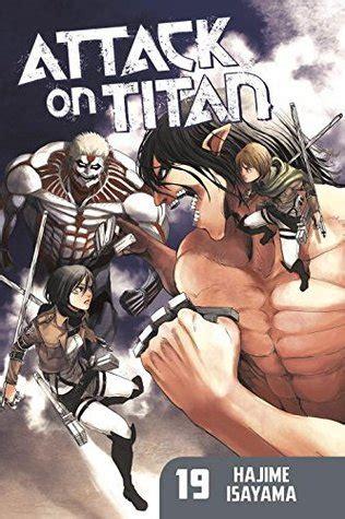 attack  titan volume   hajime isayama reviews
