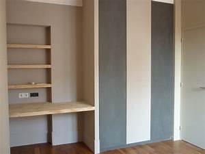 architectes pariscom renovation et reorganisation d39un With plan d appartement 3d 13 cuisine leicht laquee noire