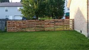 Idee De Cloture Pas Cher : cl ture de jardin pas cher diy en quelques id es ne pas ~ Premium-room.com Idées de Décoration