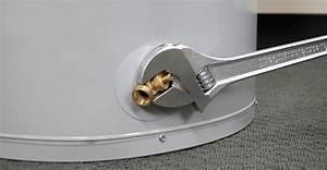 Water Heater Drain Valve Stuck