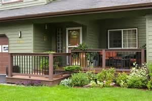 images house decks designs front deck pictures