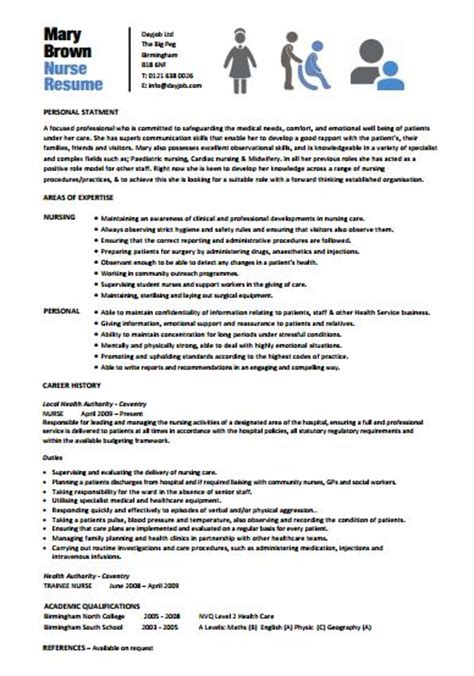 16337 nursing resume templates free 10 best nursing resume templates