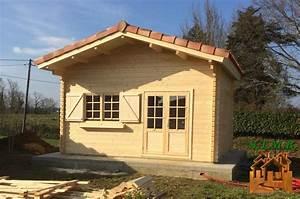 Chalet En Bois Prix : notre gamme de chalets bois en kit avec mezzanine ~ Premium-room.com Idées de Décoration