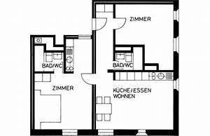 Grundriss 3 Zimmer Wohnung Grundriss 3 Zimmer Wohnung 3