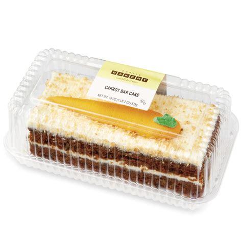 carrot bar cake publixcom