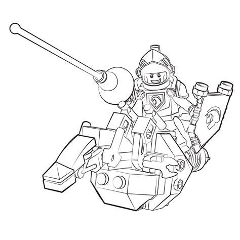 Kleurplaat Ridder Lego by Leuk Voor Lego Nexo Knights Ridder Lance Lego
