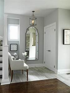 Entryway favorite paint colors blog for What kind of paint to use on kitchen cabinets for orrefors crystal candle holder