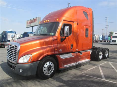 freightliner trucks for sale 2012 freightliner cascadia for sale used semi trucks