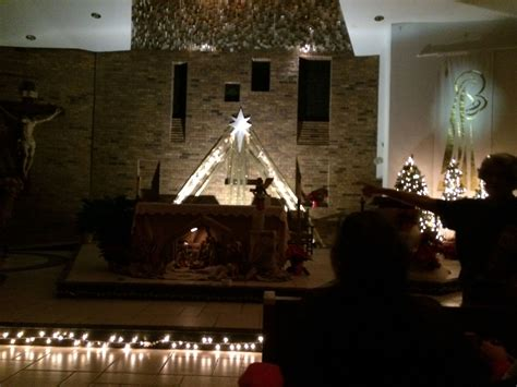 2015 Christmas Season St Rita Catholic Church Fort