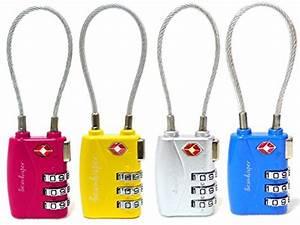 Comment Fermer Un Cadenas A Code 3 Chiffres : cadenas tsa choisir son cadenas homologu mon bagage ~ Dailycaller-alerts.com Idées de Décoration
