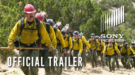 only the brave official trailer based on the true