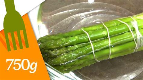 comment cuisiner des asperges comment cuire des asperges