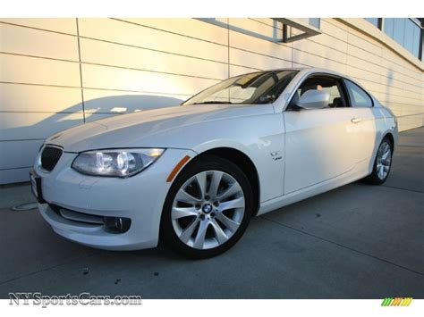 2011 Bmw 328i Coupe by 2011 Bmw 3 Series 328i Xdrive Coupe In Mineral White