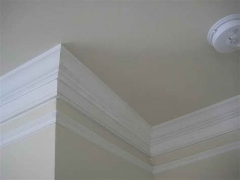 Planning & Ideas  Crown Molding Ideas For Ceiling