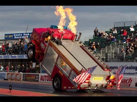 worlds best truck world 39 s fastest fire engine youtube