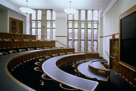 berg lighting design sterling law school yale university