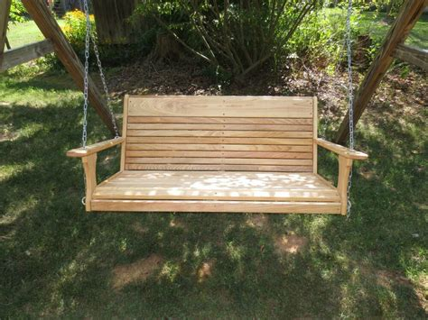 Swing For Backyard Adults by Cypress Porch Swing Adults Swing Porch Swing Large