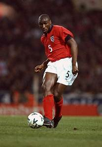 Former Arsenal, Tottenham and England star Sol Campbell ...