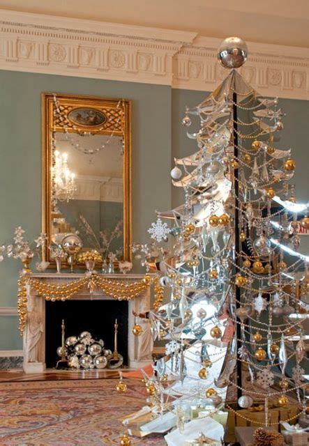 ideas  decorar chimeneas en navidad