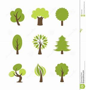 19 Tree Icons Free Images - Green Tree Icon, Free Vector ...