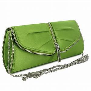 Y52 NEW WOMENS LIME GREEN EVENING CLUTCH PURSE BAG UK