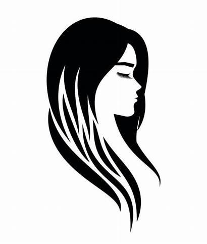 Hair Salon Beauty Extensions Vector Clip Extension