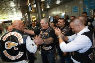 hells angel chef frank hanebuth wird  hannover