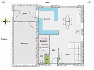 avis plan maison 90m2 r1 19 messages With plan maison etage 100m2 13 votre maison maison plain pied ou maison 224 etage