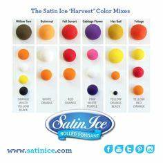 to enlarge & print this awesome colour mixing chart