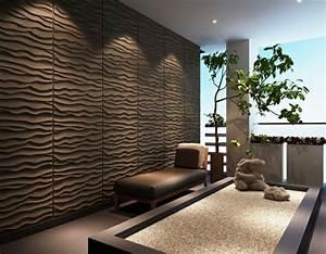 3d Wandpaneele Schlafzimmer : moderne wandpaneele 80 fotos zum erstaunen ~ Michelbontemps.com Haus und Dekorationen